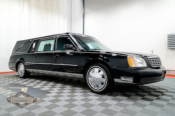 Parks Superior - Funeral Vehicles Hearses & Limos - New & Pre-Owned